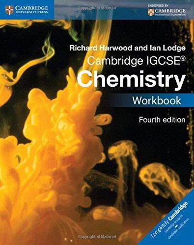 Cambridge IGCSE chemistry. Workbook. Per le Scuole superiori. Con espansione online
