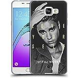 Officiel Justin Bieber Amour Vous-Même Objective B&w Étui Coque en Gel molle pour Samsung Galaxy A5 (2016)