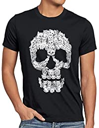 d95877dc8 Amazon.es: camiseta gato - 5XL / Hombre: Ropa