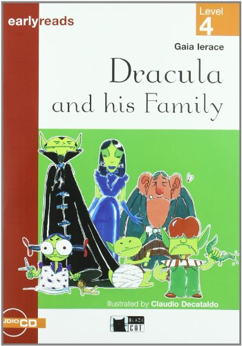 Dracula And His Family. Book (+CD) (Black Cat. Earlyreads)