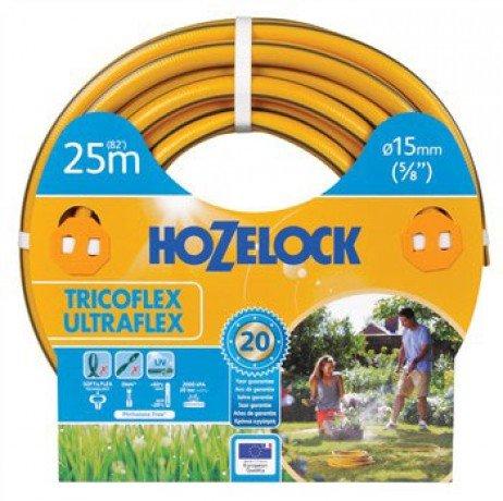 Hozelock Tuyau d'arrosage Tricoflex 25m 117023
