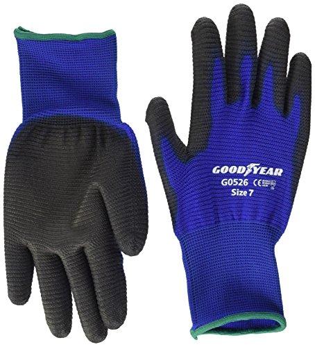 lampa-guantes-de-nylon-y-poliuretano-goodyear-talla-7-nylon-elastico-tejido-en-panal-dorso-ventilado