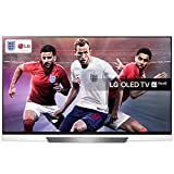 LG OLED55E8PLA 55' 4K Ultra HD HDR OLED Smart TV with 5 Year Warranty