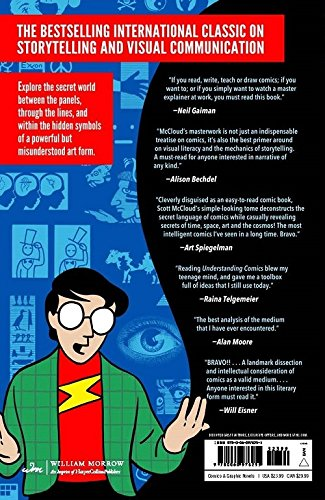Understanding Comics Scott McCloud