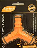Amtech U2480 Quick Fix 3-Way Coupler
