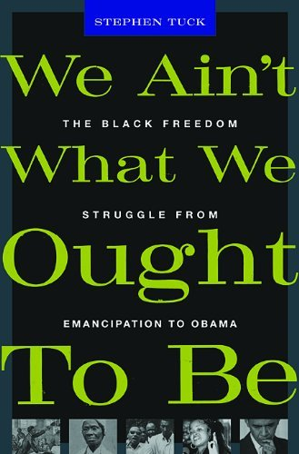 We Ain't What We Ought To Be by Tuck, Stephen (October 21, 2011) Paperback
