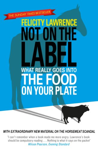 Not On the Label: What Really Goes into the Food on Your Plate (English Edition) American White Plate