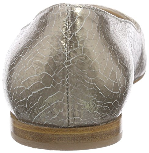 Objects in Mirror W001, Baskets Basses femme Argent - Silber (PLATINO 039)