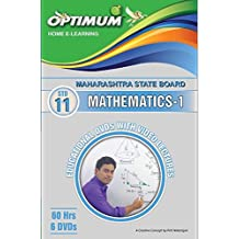 Optimum Educational DVDs HD Quality For Std 11 MH BOARD Mathematics Part 1
