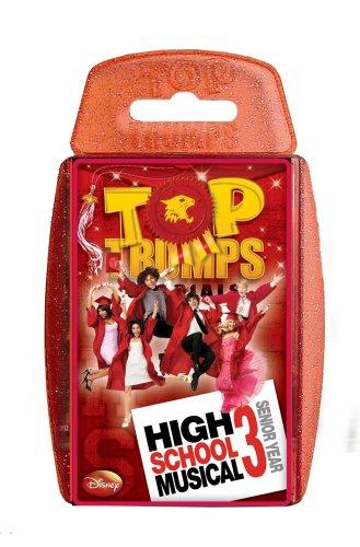 High School Musical Top Trumps Specials (High-school-kunst)