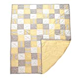 Abracadabra Couture Patchwork Baby Quilt...