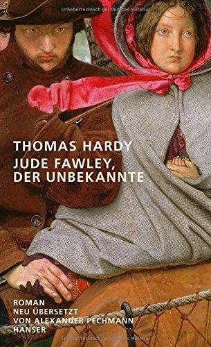Buchseite und Rezensionen zu 'Jude Fawley, der Unbekannte: Roman' von Thomas Hardy