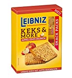 Leibniz Keks & More Apfel Zimt Crunch, 10er Pack (10 x 155 g)