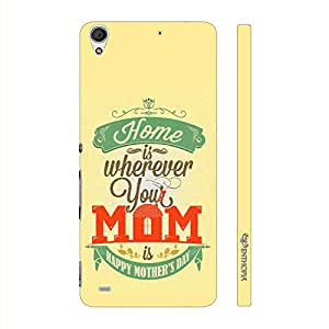 Enthopia Designer Hardshell Case Mom is Home Back Cover for Sony Xperia C4