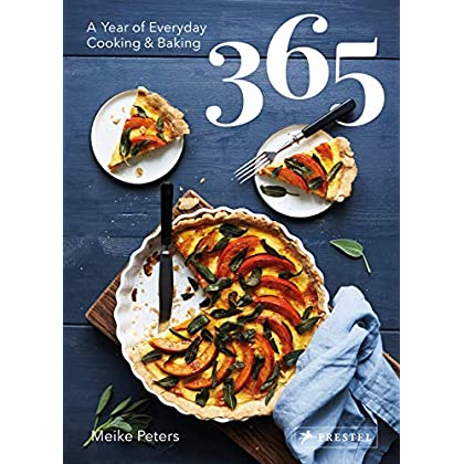 365 recipes: a year of everyday cooking and baking