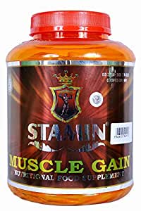 Stamin Muscle Gain 3 kg Chocolate