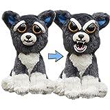 "Feisty Pets Sammy Suckerpunch 8.5"" Plush Dog"