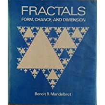 Fractals: Form, Chance and Dimension (English and French Edition) by Benoit B. Mandelbrot (1977-09-30)