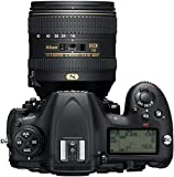 Nikon D500 Digitale Spiegelreflexkamera (20.9 Megapixel, 8 cm (3,2 Zoll) LCD-Touchmonitor, 4K-UHD-Video) Kit inkl. Nikkor AF-S DX 16-80mm 1:2;8-4 E VR ED Objektiv - 4