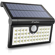 Lampade Solari Da Giardino Amazon.Amazon It Lampada Solare Da Esterno Zanflare