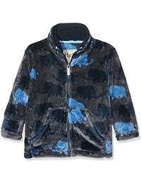 Hatley Boy's Fuzzy Fleece Jacket