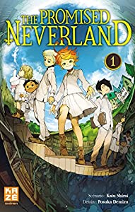 The Promised Neverland Edition simple Tome 1