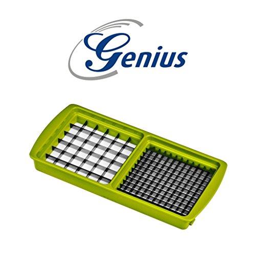 Genius - Nicer Dicer Plus Messereinsatz 6x6 mm + 12x12 mm