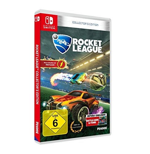 Rocket League Collector's Edition – [Nintendo Switch]