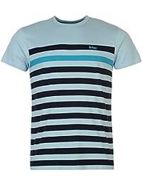 """Tee shirt LEE COOPER modèle """"Yarn Dye"""""""