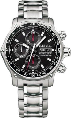 Ebel 1911descubrimiento Cronógrafo Automático Reloj de pulsera para hombre modelo 1215794