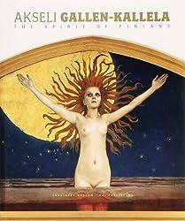Akseli Gallen-Kallela Engelse editie: Akseli Gallen-Kallela: The Spirit of Finland