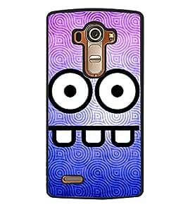 Fuson 2D Printed Cartoon Designer back case cover for LG G4 - D4517