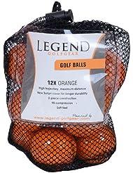 Balles de Golf Legend, la Douzaine