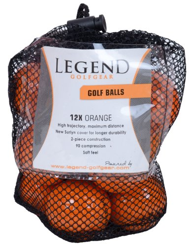 Balles de Golf Legend, la Douzaine