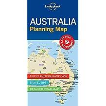 Australia Planning Map - 1ed - Anglais
