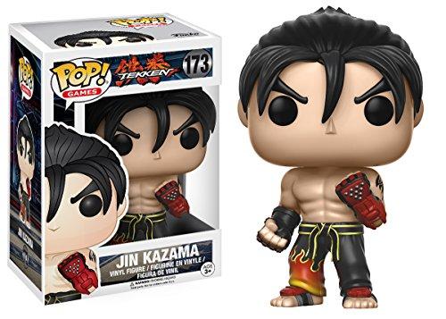 Funko Pop Jin Kazama (Tekken 173) Funko Pop Tekken