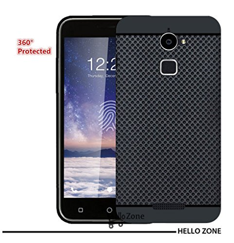 Hello Zone Exclusive Dotted Design Soft Back Case Cover Back Cover For Coolpad Note 3 Lite[Not Compitable with Coolpad Note 3 Plus]