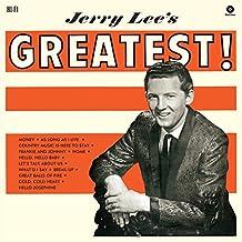 Jerry Lee's Greatest! + 2 Bonus Tracks - Ltd. Edt 180g [Vinyl LP]