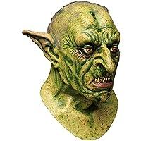 bonefire Evil Goblin máscara de cabeza y cuello