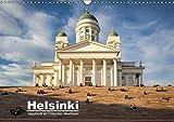 Helsinki - Hauptstadt am Finnischen Meerbusen (Wandkalender 2019 DIN A3 quer): Helsinki ist eine der faszinierensten Hauptstädte in Skandinavien (Monatskalender, 14 Seiten ) (CALVENDO Orte)