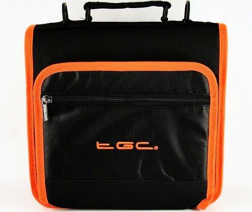 nuevo-color-negro-y-naranja-adornos-y-revestimientos-deluxe-doble-compartimento-hombro-bolsa-de-tran