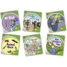 Oxford Reading Tree: Level 2: More Songbirds Phonics: Pack (6 books, 1 of each title)