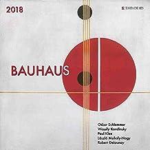 Bauhaus 2018: Kalender 2018 (Tushita Fine Arts)