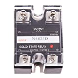 Solid State Relay - SODIAL(R)SSR Solid State Relay SSR 48-480V AC 25A