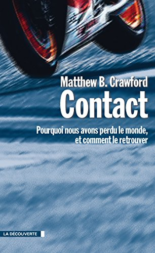 Contact (CAHIERS LIBRES)