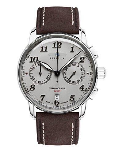 Zeppelin Reloj de caballero 8678-4