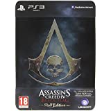 Assassin's Creed 4: Black Flag - The Skull Edition (Jumbo Steelcase) [AT - PEGI] - [PlayStation 3]