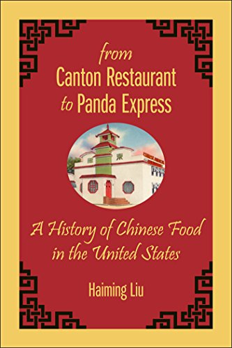 American Express China (From Canton Restaurant to Panda Express: A History of Chinese Food in the United States (Asian American Studies Today) (English Edition))