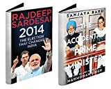 2014 The Election That chaged India and The Accidental Prime Minister Combo Pack in English