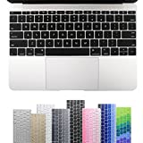 Laprite Black Keyboard Cover Silicone Sk...